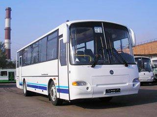 ГЛОНАСС на автобусы