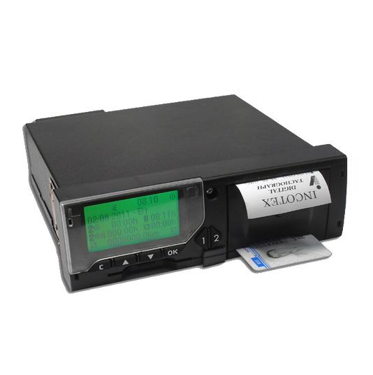 Цифровой тахограф меркурий та 001